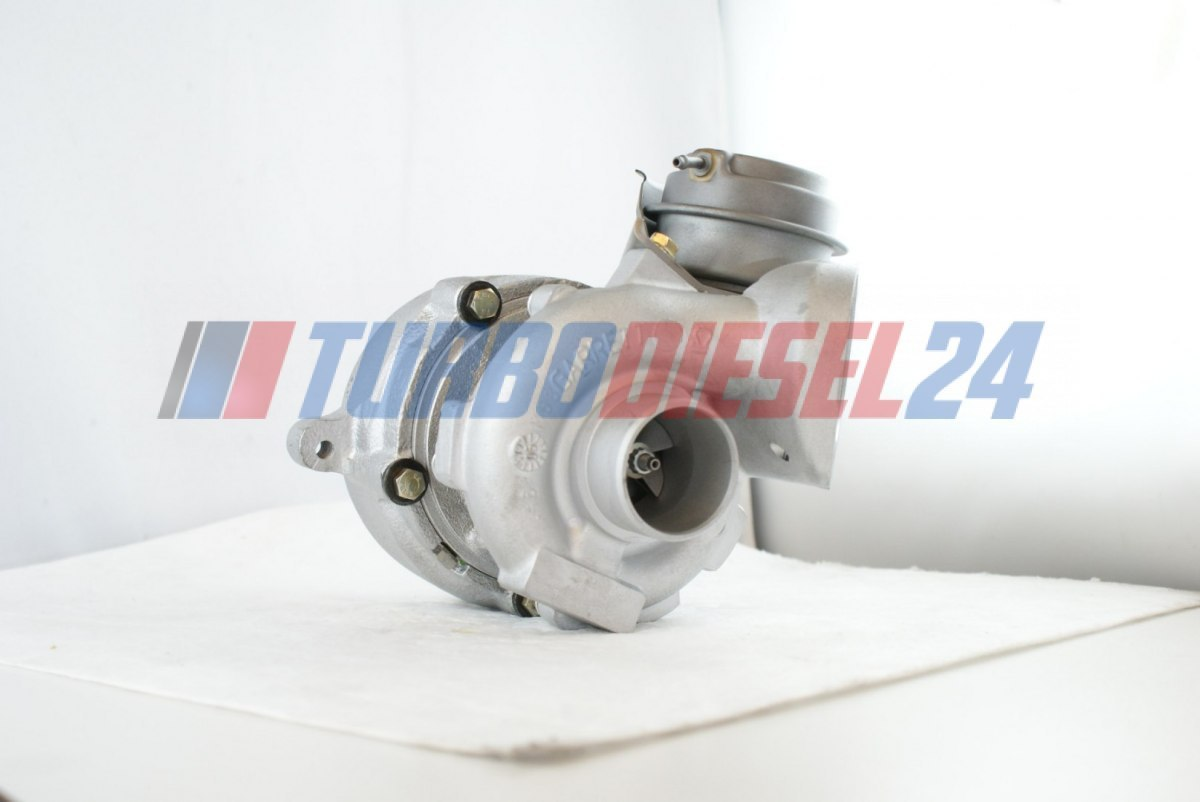 Turbolader 750431 2,0D BMW