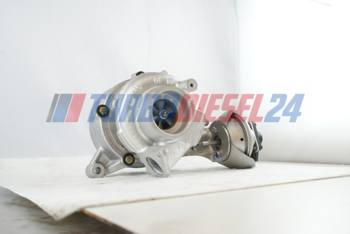 Turbolader 753556 FORD CITROEN PEUGEOT 2,0HDI