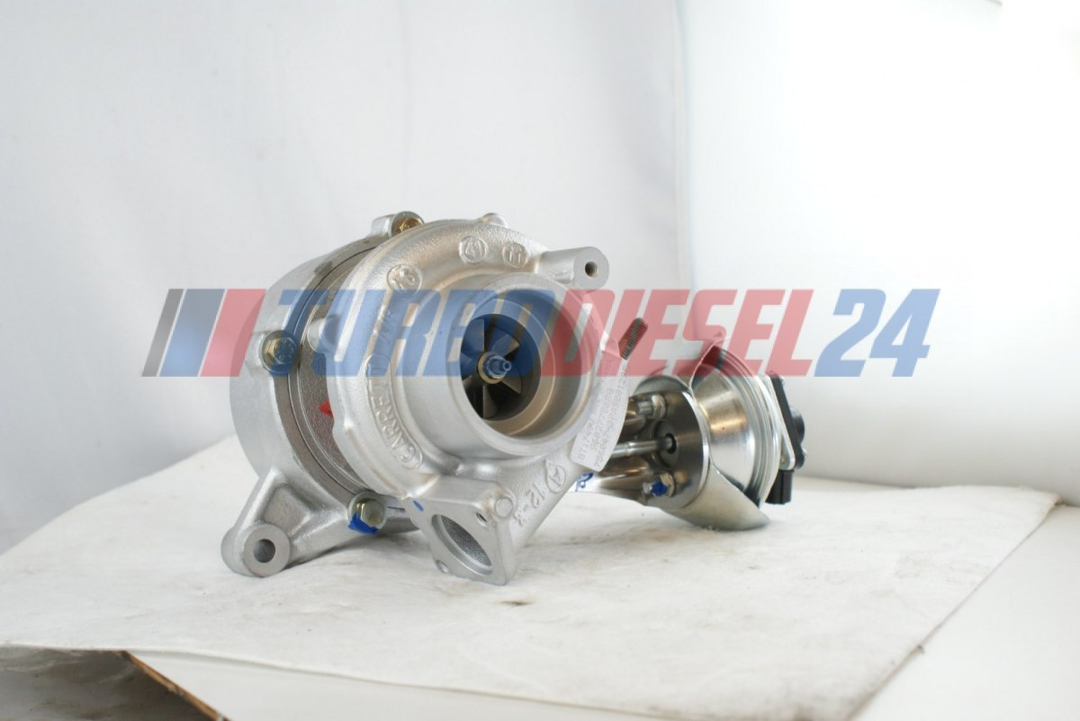 Turbolader 756047 FORD 2.0 TDCi CITROEN FORD